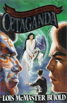 Cetaganda by Lois McMaster Bujold. A Vorkosigan adventure. Baen, first mass-market printing Cover art by Gary Ruddell. Used Books, Books To Read, Vorkosigan Saga, Lois Mcmaster Bujold, Horse Story, Romantic Times, Sci Fi Books, Comic Books, Famous Books