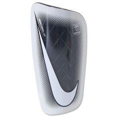 Nike Mercurial Lite Shinguard (White/Black)