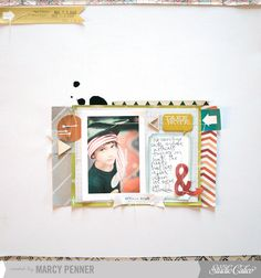 Grrr... Argh - disney scrapbook layout by marcypenner at @Studio_Calico