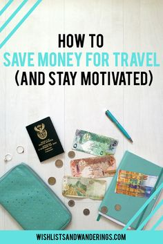 How to save money for travel (and stay motivated). Dreaming of your next trip but short on the cash to make it happen? Here is how to save money, budget, find new ways to cut expenses and boost your income so you can travel the world, without feeling deprived or giving up.