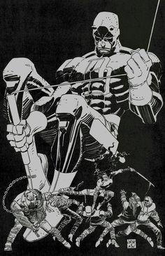 Daredevil by John Romita Jr. *