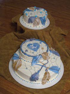 "Dream Catcher ""Baby Shower"" Cakes ...."