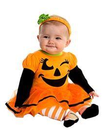 Pumpkin Cutie Baby Costume