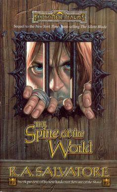 R.A. Salvatore - Paths of Darkness Book 2 - The Spine of the World