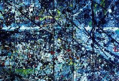 Jackson Pollock I love this 'work of art'! I thought it was a Jackson Pollock painting but apparently it is from the sub-floors where he worked. It's much better than his actual work, in my opinion. Wyoming, Tachisme, Willem De Kooning, Action Painting, Drip Painting, Jasper Johns, Jackson Pollock Art, Jack Pollock, Abstract Expressionism