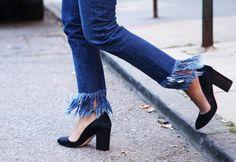 A quoi ressemble le jean que les blogueuses s'arrachent ?