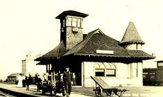 ACTON , Ontario - 2nd GTR station (Churcher)