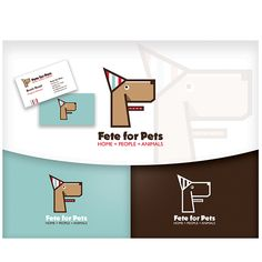 Fete for Pets on Behance