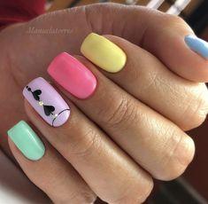 Nailart, Beauty, Instagram, Enamels, Finger Nails, Nails, Beauty Illustration