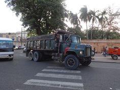 Mack R model dump truck | by RD Paul