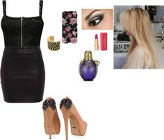 """""""Look's"""" by jamile-lino ❤ liked on Polyvore"""