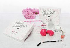 GLOSSYBOX and Fighting Pretty have teamed up to help women fighting cancer feel strong and beautiful. 💕
