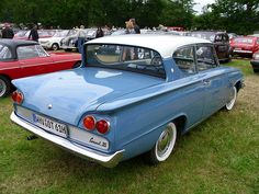 Ford Consul Classic 315 1961