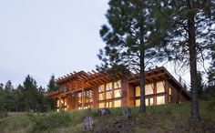 Suncadia Timber Frame Exterior