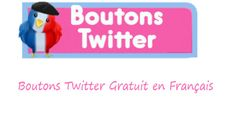 Boutons pour Twitter
