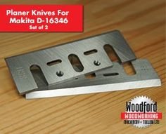 #Planer #Blades 82mm Long, 29mm Wide, 3mm Thick | Suit #MAKITA 1902 | 2 Blades per packet | Top quality High Speed Steel planer blades...See more (http://www.woodfordtooling.com/planer-blades/hand-held-planers/makita/makita-1902.html)