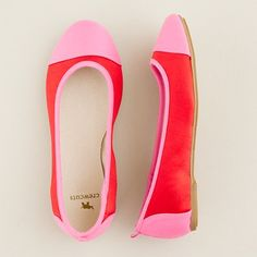 jcrew girls. thank goodness I have small feet. k4