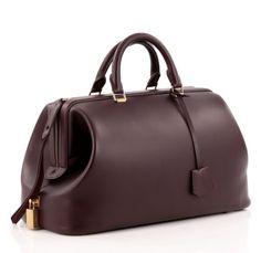 Celine Frame Doctor Bag Leather Medium FW2011