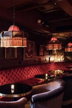 8 Manhattan Cocktail Bars That Make a Great Case for Going Underground #purewow #food #restaurants