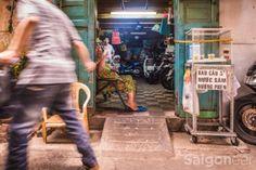 旅遊書上沒寫的越南:隱身巷弄的地道美食