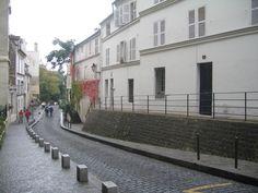 Nice Paris, Erik Satie's home