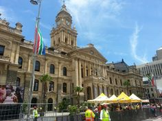 Outside City Hall, Cape Town, South Africa Pretoria, Travel Around The World, Around The Worlds, Luxury Holidays, City Break, World Traveler, Cape Town, Trip Planning, Four Square
