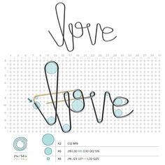 HappyJig_Love2 Diy Crafts Tools, Wire Crafts, Crafts To Make, Wire Wrapped Jewelry, Wire Jewelry, Handmade Jewelry, Jewellery, Diy Wedding Napkins, Wire Jig