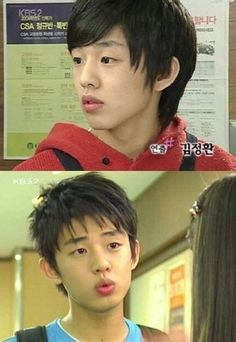 when yoo ah in was young yoo ah in s first drama