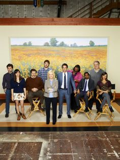 Parks and Recreation premieres