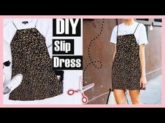 Fashion Sewing, Diy Fashion, Estilo Fashion, Sewing Clothes, Custom Clothes, Diy Kleidung Upcycling, Diy Vestidos, Make Your Own Clothes, Techniques Couture