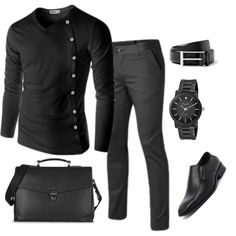 A fashion look from December 2014 featuring Kenneth Cole watches. Browse and shop related looks. Fashion Moda, Look Fashion, Mens Fashion, Fashion Outfits, Street Fashion, Mode Masculine, Sharp Dressed Man, Well Dressed Men, Casual Wear