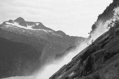 Nugget Falls. #Alaska #Juneau #travel
