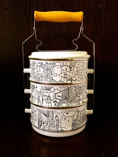 Gorgeous revival of tiffin carriers! | Eeshaun