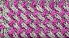 Bilderesultat for vevstrikk Knit Crochet, Projects To Try, Knitting, Pattern, Crafts, Macrame, Knitting Patterns, Tricot, Breien