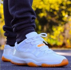 Air Jordan 11s  Citrus  Jordan 11 Low c8dc5b9b9