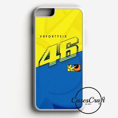 Valentino Rossi Vr46 Motogp Champion Monster Yamaha Stickerbomb iPhone 7 Plus Case | casescraft