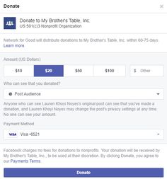 The Good, The Bad, and The Ugly: Nonprofit Fundraising on Facebook - JCSM Fundraising Activities, Nonprofit Fundraising, Marketing Tools, Social Media Marketing, Volunteer Management, Power Of Social Media, Facebook Features, Network For Good, School Fundraisers