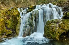 Bachkovo Monastery Waterfalls in the Bulgarian Rhodopes