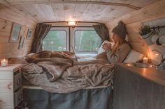 This Camper Van Build looks so cozy ! I love the layout and it s … This Camper Van Build looks so cozy ! I love the layout and it looks like enough …, This Camper Van Build looks so cozy ! I love the layout and it s … … Chevy Express, Van Camping, Camping Hacks, Cosy Camping, Rv Hacks, Minibus, Life Hacks, Life Tips, Monospace