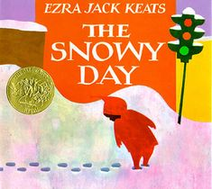 Snowy Day Keats - Check our other favorite winter books at www.HowToHomeschoolMyChild.com