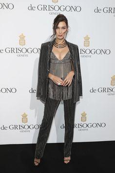Pin for Later: Ne Manquez Pas un Seul des Looks Vus au Festival de Cannes Jour 7 Bella Hadid