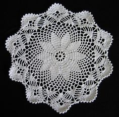Pattern is available to logged-in members of the Celt's Vintage Crochet Yahoo group.