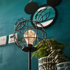 mickey cage light
