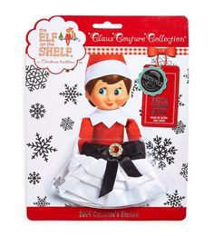 Claus Couture is part of the #elfontheshelf collection on Haute Day.  Check out http://hauteday.com/