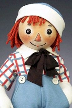 *RAGGEDY ANDY