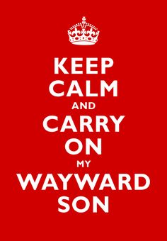 the keep calm poster is overdone but this is funny