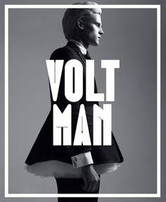 VOLT'S VAULT   VOLT MAN   Volt Café   by Volt Magazine — Designspiration