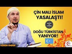 Çin malı İslam kararı yasalaştı! - Doğu Türkistan yanıyor! / Kerem Önder - YouTube Malta, Baseball Cards, Youtube, Malt Beer, Youtubers, Youtube Movies