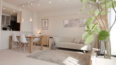 Room Furniture Design, Home Room Design, House Design, House Rooms, Small Living, Living Room Decor, Sweet Home, Retro Vintage, Interior
