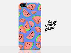 WATERMELON iPhone 5c Case, new iphone 5c case, melon cell case, colourful pattern iphone case, tropical fruit pattern, hipster iphone case by TheSmallPrintCases on Etsy https://www.etsy.com/listing/204426381/watermelon-iphone-5c-case-new-iphone-5c